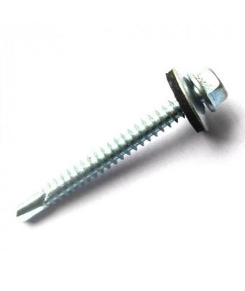 TERMINAL PLETINA NYLON C. 15x20 REG.  8 mm