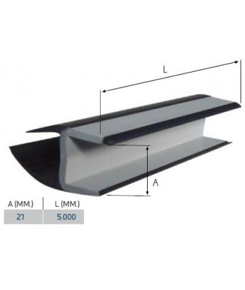 ESLINGA PES 3m 3tn AMARILLO 90mm