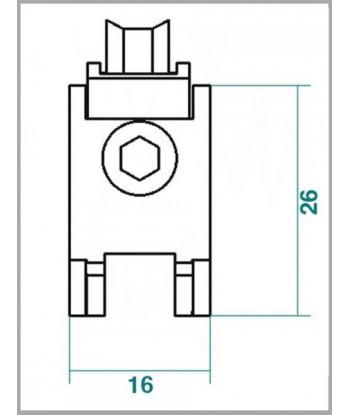 SIERRA CINTA M42 2150x27x0.9 6/10