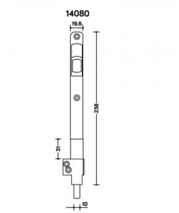 CUERDA POLIPROPILENO 6mm BL/VER