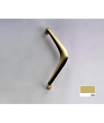 TUBO ALUM. DEC. ATENAS 32mm (1.50) NEGRO
