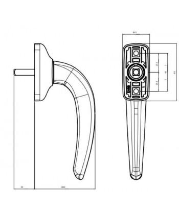 SIERRA CIRCULAR 350x3.2x32 108 ALUM