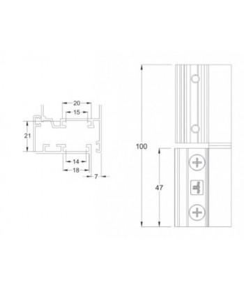 MUELLE COD.589 COMP. 06,0x0,9x500 ZN