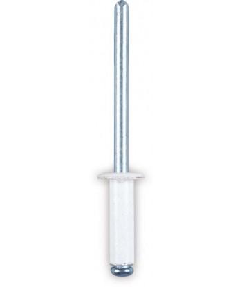 ANTIPANICO PUSH CIERRE LATERAL L 842 mm NEGRO/ROJO