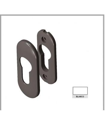JUNTA PVC U GRIS 611
