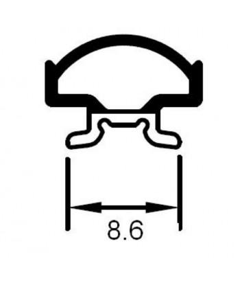 TORNILLO 4.8x90 AUT. SIT 25 ZN
