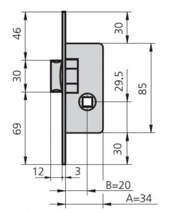 JUNTA TORICA 05,28x1,78mm 887F4
