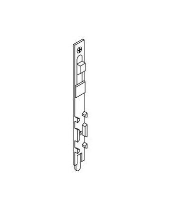 CERRADURA PUERTA BALCON E35 PASADOR -GIESSE-